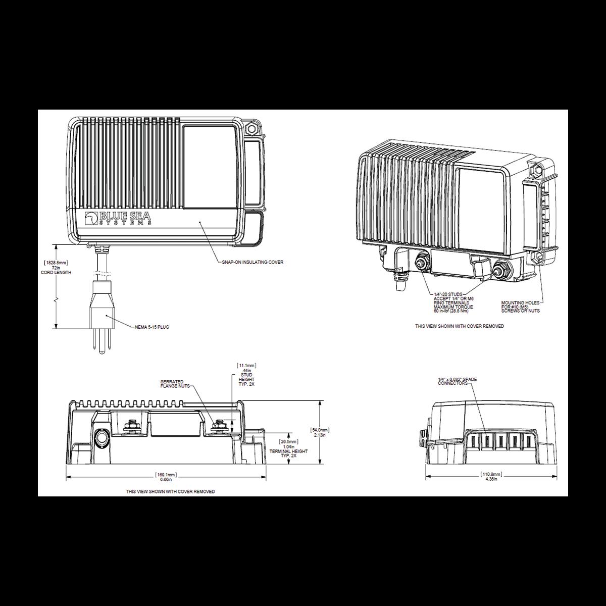 Blue Sea Systems 7655 Mini Add A
