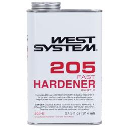 0.86QT FAST EPOXY HARDENER