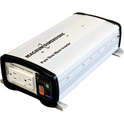 1000W CSW Series Pure Sine Wave Inverter - 12V DC Input, 120V AC Output