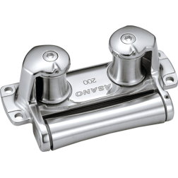 3-Way Roller - Stainless Steel