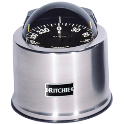 "Globemaster® Deck⁄Binnacle Mount Compass - 5"" Dial"