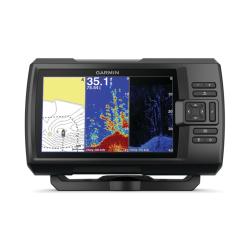 "Striker Plus 7cv - 7"" GPS Fishfinder with Two CHIRP Sonars & Transducer"