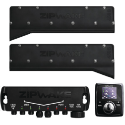 Zipwake Dynamic Trim Control System - Chine Interceptor Complete Kits