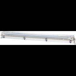 """48"""" Overhead LED Tube Work Light, 18-22W, 100-227V DC"""