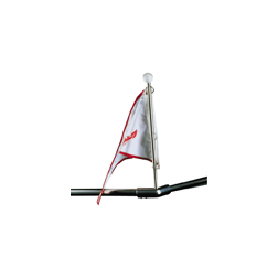 "Bow Form Flagpole - 13"""