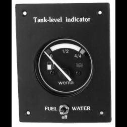 Dual Tank⁄Single Gauge Panels