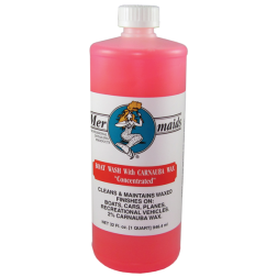 Boat Wash with Carnauba Wax - Concentrated