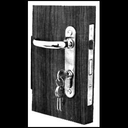 Mortise Door Lock - 3483T
