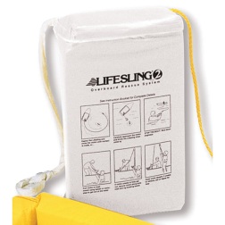 Fiberglass Case for Lifesling2 or Lifesling3