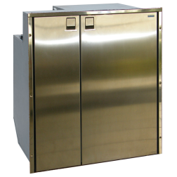 Stainless Steel Cruise 200 Built-In Refrigerator/Freezer