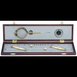 Elegant Navigation Hand Tool Set