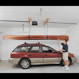 Utility, Bike and Dinghy Hoister Lift System