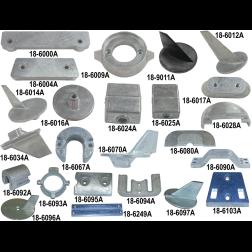 Anodes - Aluminum