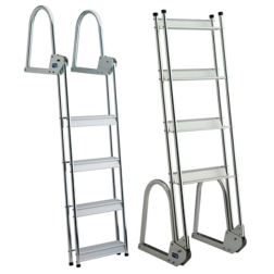 Folding Dock Ladder