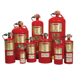 CG2 Series Automatic Fire Extinguishers - HFC-227ea Agent