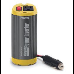150W ProSport Cup Holder AC Power Inverter - 12V DC Input, 110V AC Output