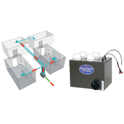 Head or Small Space Vent System