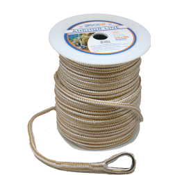 Pre-Cut Premium Anchor Lines - Double Braid Nylon