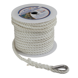 Pre-Cut Anchor Lines - Twisted Nylon