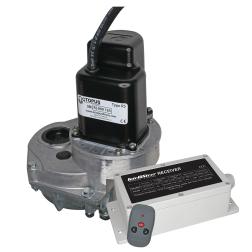 Type R Wireless Steering System for Kicker Motors