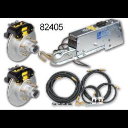 Eliminator Vented Rotor Disc Brake Complete Kit