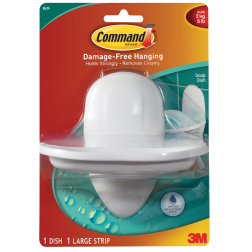 17602B Command Soap Dish