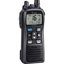 IC-M73 Handheld VHF Radio