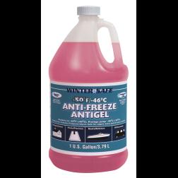 Winter Safe -50 Degree RV Pink Anti-Freeze Antigel