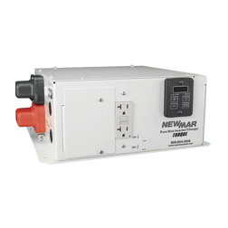 2000W Torque Sine Wave Inverter Charger -12VDC In, 120VAC Out, 125A Charger