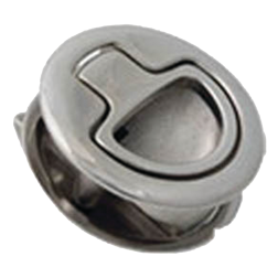 M1 Small Flush Pull Latch - Push-to-Close