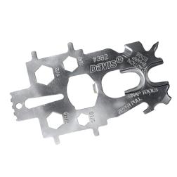 Snap Tool - Stainless Steel Multi Purpose Deck Key