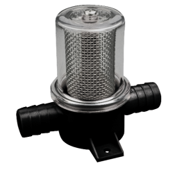 In-Line Strainer