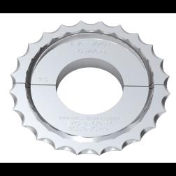 Evolution Stainless Steel Split Shaft Razor Cutter