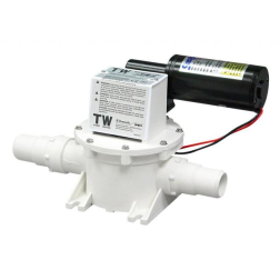 """T-Series Waste Discharge Pump - with """"Whisper Quiet"""" Motor"""