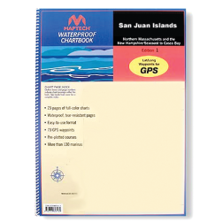 San Juan Islands Waterproof Chartbook