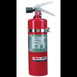 Clean Agent 5 lb Portable Fire Extinguisher - Class 5-B:C