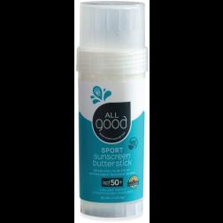 SPF 50+ Sport Mineral Sunscreen Butter Stick, 2.75 oz.