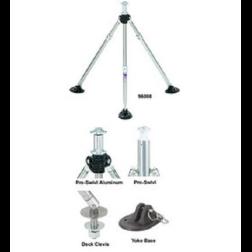 Deck Master Ski Pylon - Adjustable Height Ski-Tow