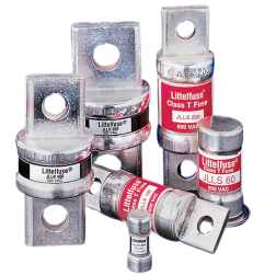 JLLN Series - UL Class T Fast-Acting Fuse