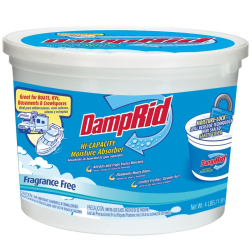 front view of DampRid Hi-Capacity Chemical Moisture Absorber