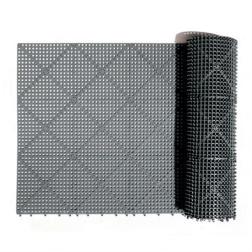 roll-gray of Dri-Dek Interlocking Tiles, Roll