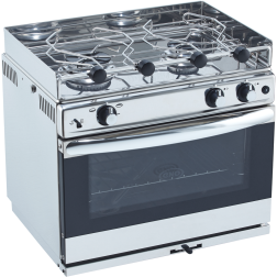ENO Open Sea 2-Burner Marine Stove