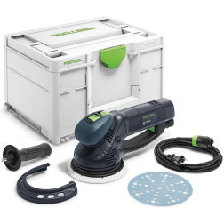 RO 150 FEQ-Plus 6in Rotex Sander w/ Systainer