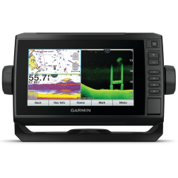 ECHOMAP UHD Fishfinder Chartplotter with Mapping
