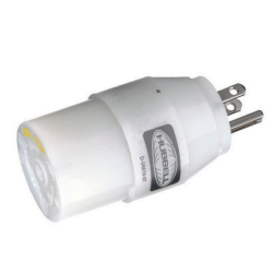 hbl31cm28 of Hubbell One Piece Straight Shore Power Adapters