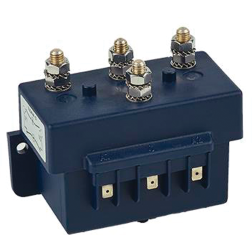 Watertight Windlass Dual Solenoid Control Box - 12V DC