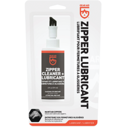 Zipper Cleaner and Lubricant