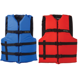 Group View of Onyx Adult General Purpose Vest