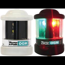Q Series TriColor / Anchor LED Navigation Lights