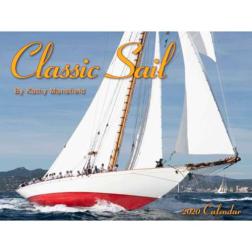 tmc420 of Paradise Cay Publications Classic Sail 2020 Calendar